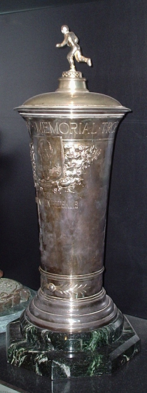 Ed Thorpe Memorial Trophy (replica)