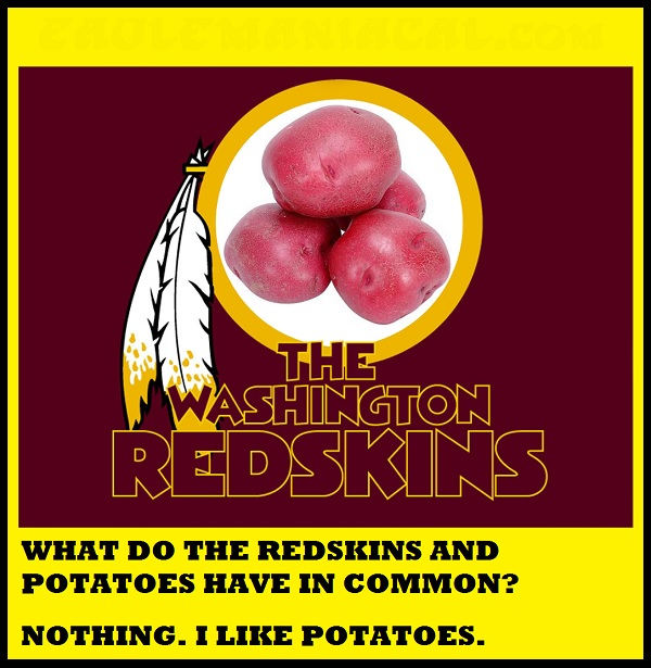 SKIN THE SPUDS!