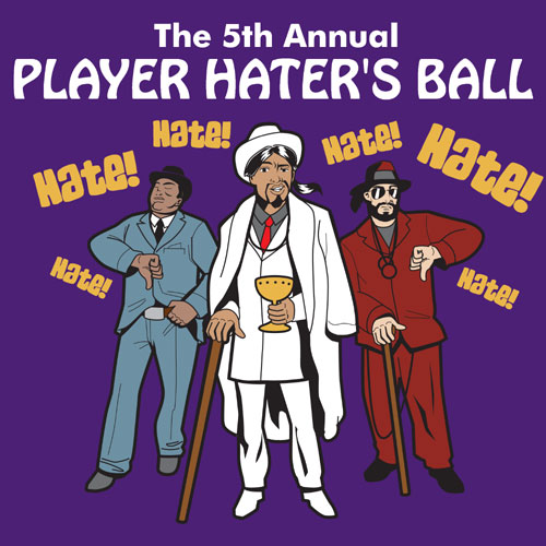 HatersBall