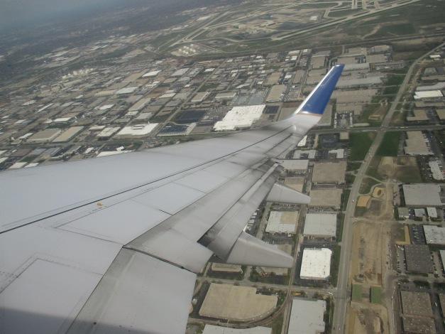37. Leaving Chicago Flight 1464   5.1.15  (2)