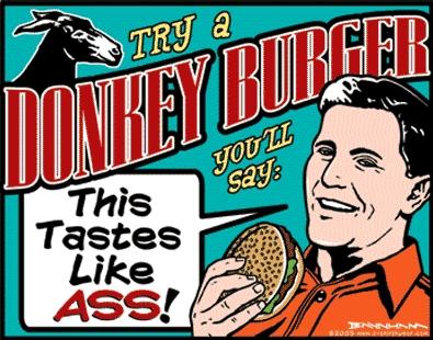 donkeyburger
