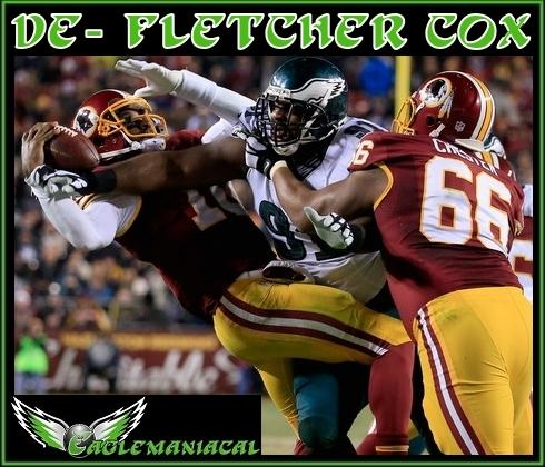 Fletcher Cox card