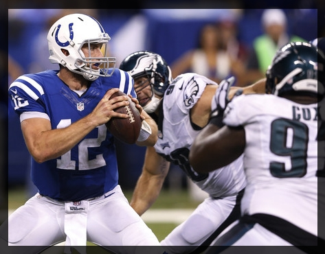 Andrew Luck - Eagles