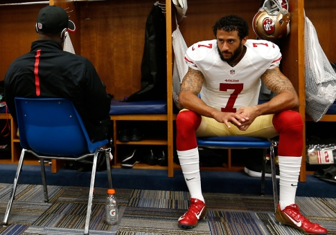 kaepernick locker
