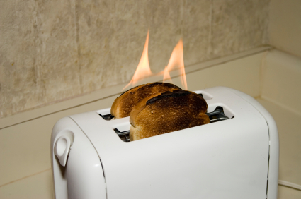 burning-toast