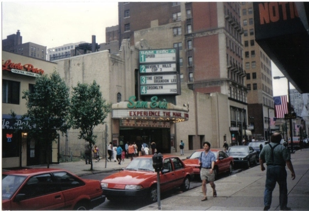 Sam Eric (Boyd)Theater - 1994