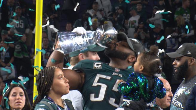 brandon graham lombardi kiss