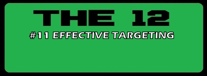 11-EFFECTIVE TARGETING