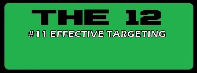 11-EFFECTIVE TARGETING