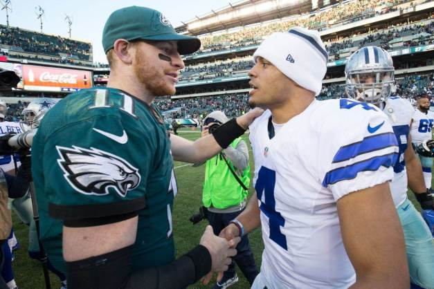 Wentz and Prescott