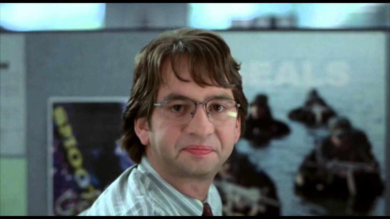 Mike Bolton Office Space disgusted
