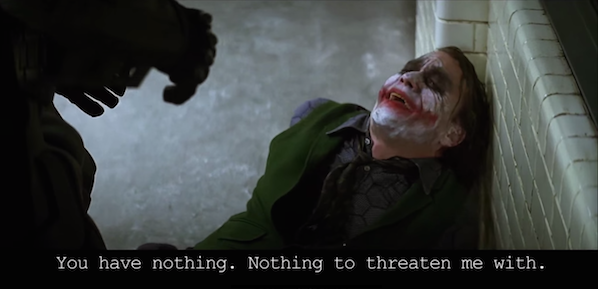 The Joker no threat.png