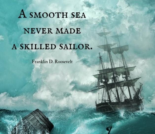 A-smooth-sea
