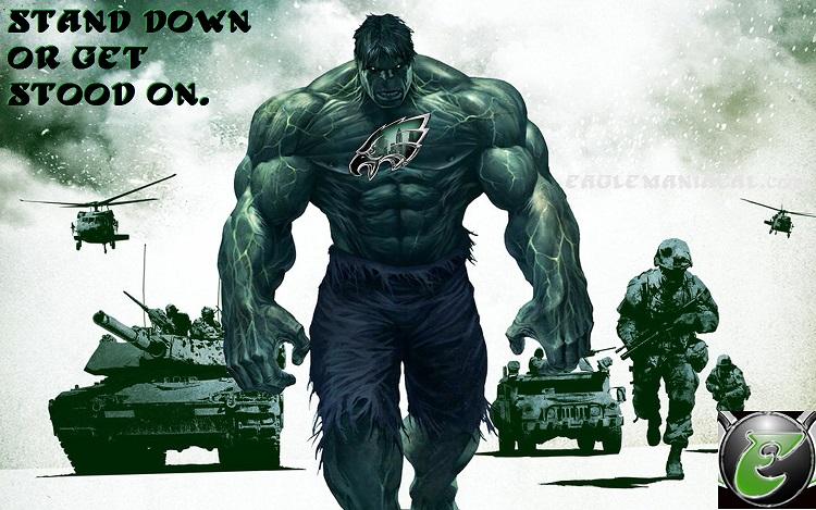 Philly Hulk