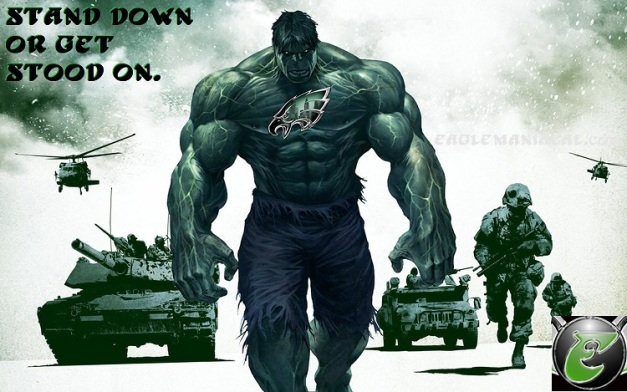 Philly Hulk