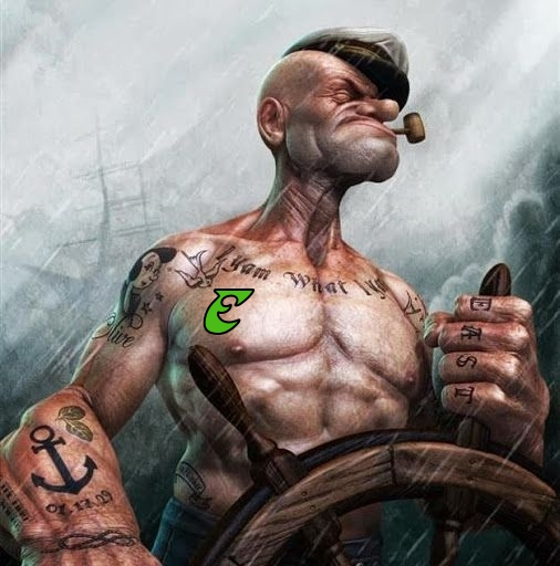 Popeye EM MAX