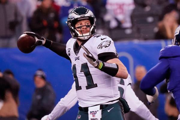 2019 Wentz sees Perkins