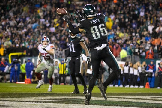 ertz seals it