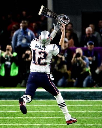 Tom Brady SB drop miss