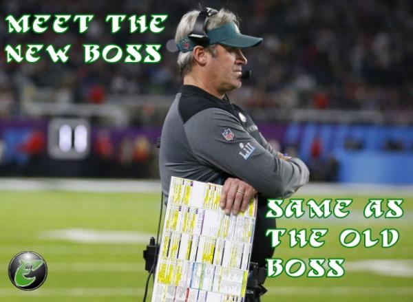 2.7 New boss