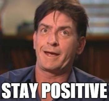 charlie positive