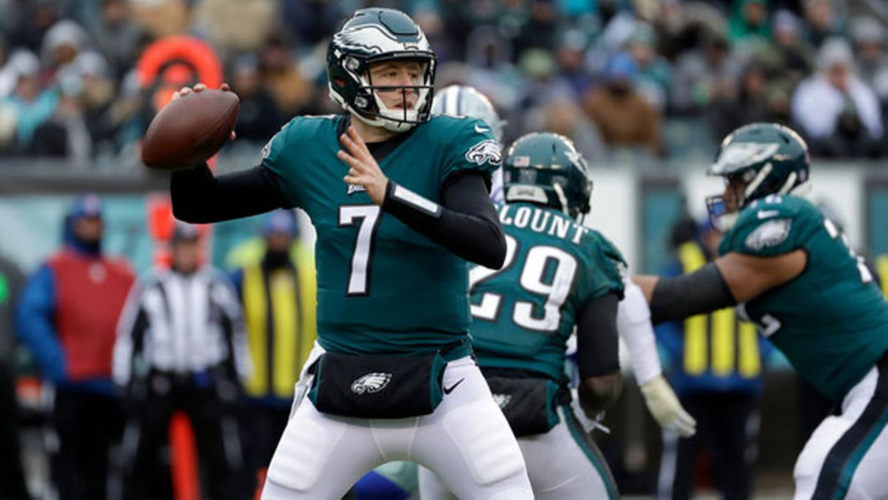 Nate Sudfeld W17 vs Dallas