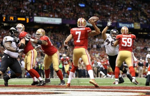 NFL: Super Bowl XLVII-Baltimore Ravens vs San Francisco 49ers