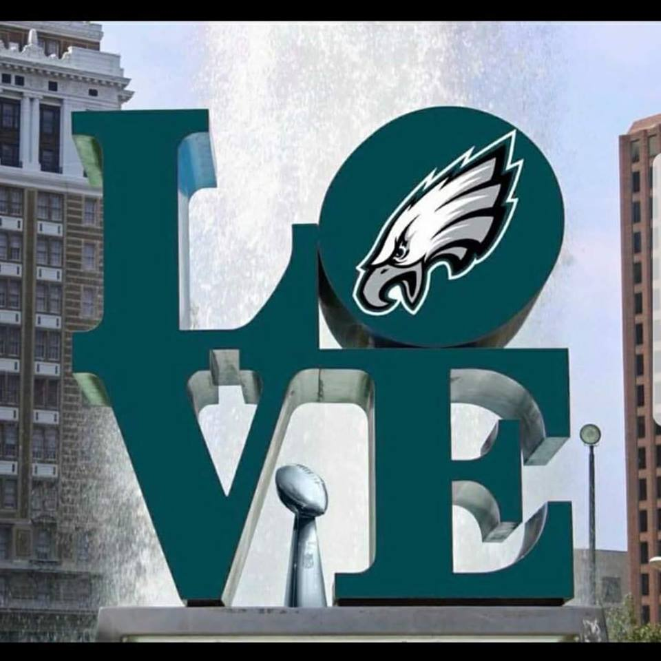 LOVE Eagles