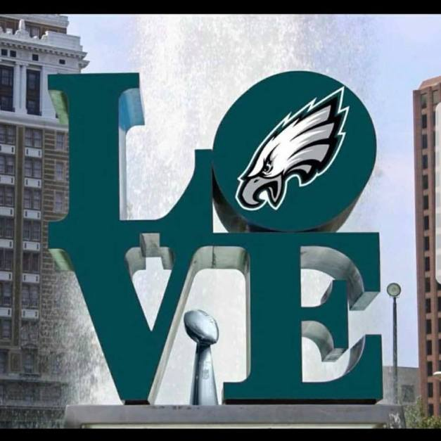 LOVE Eagles