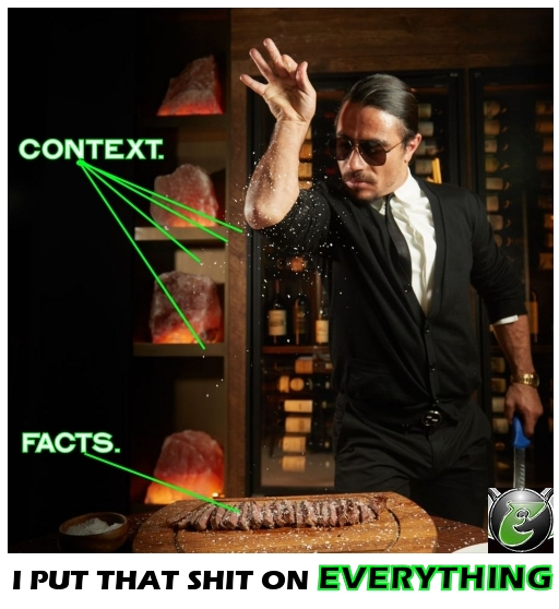 Salt Bae Context