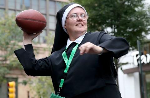 Sister Patricia Jean Cushing